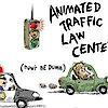 Animated Traffic Law's Company logo