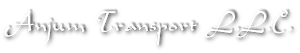 Anjum Transport's Company logo