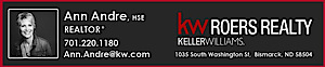 Ann Andre - Keller Williams Roers Realty's Company logo