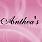 Healing Colours Store's Competitor - Anthea's logo