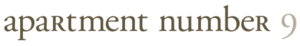 Apartment Number 9's Company logo