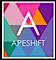 Jobbop's Competitor - ApeShift logo