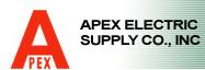 Apex Electric Supply's Company logo
