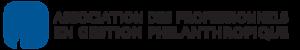 Apgp: Association Des Professionnels En Gestion Philanthropique's Company logo