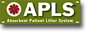 Apls, The Absorbent Patient Litter System's Company logo