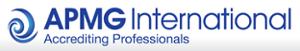 APMG-International's Company logo