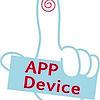 App-device's Company logo