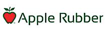 Apple Rubber's Company logo