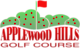 Applewoodhillsgolf Logo