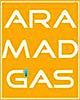 Aramad Gas's Company logo