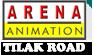 Arena Animation Tilak Road's Company logo