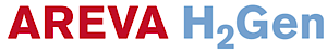 Areva H2Gen's Company logo