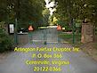 Arlington Fairfax Chapter's Company logo