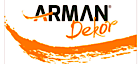 Arman Dekor's Company logo