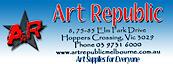 Artrepublicmelbourne's Company logo