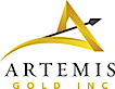 Artemis Gold's Company logo