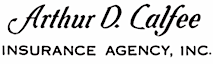 Arthur D Calfee Insurance's Company logo