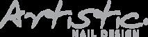 Artistic Nail's Company logo