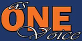 As One Voice's Company logo