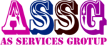 As Services Group's Company logo