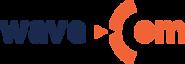As Wavecom's Company logo