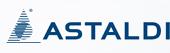 Astaldi's Company logo