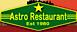 Team Bota's Competitor - Astro Restaurant logo