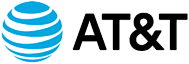AT&T's Company logo