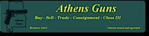 Athens Guns's Company logo