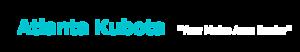 Atlanta Kubota #2's Company logo
