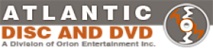 Atlantic Disc And Dvd's Company logo