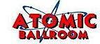 Atomic ballroom's Company logo