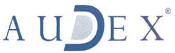 Audex's Company logo