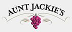 Aunt Jackie's Sweet Red Wine Vinegarette's Company logo