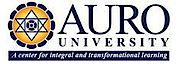 Auro University's Company logo