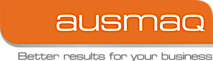 Ausmaq's Company logo