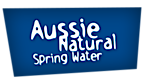 Aussie Natural Spring Water's Company logo