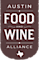 Family At Your Fingertips's Competitor - Austin Food & Wine Alliance logo