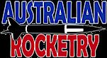 Australian Rocketry's Company logo