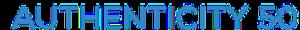 Authenticity 50's Company logo