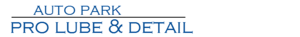 Auto Park Pro Lube & Detail's Company logo