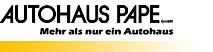 Autohaus Pape's Company logo