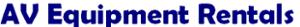 AV Equipment Rentals's Company logo