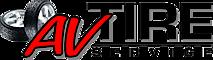 Av Tire Service's Company logo