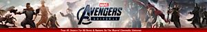 Avengers Universe's Company logo