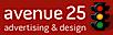 Big Dawg Web Design's Competitor - Avenue 25 Advertising & Design logo