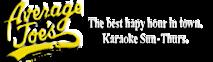 Average Joe's Sports Bar & Grill's Company logo