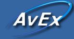 AvEx's Company logo
