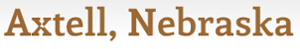 Axtell Nebraska's Company logo