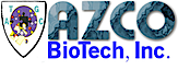 Azco Biotech's Company logo